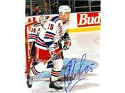 Autograph Warehouse 84534 Alexander Karpovtsev Autographed 8 x 10 Photo New York Rangers 1994 Stanley Cup Champion Image No .2 9SIV06W6A20253
