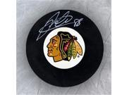 AJ Sports World KANP101051 PATRICK KANE Chicago Blackhawks Autographed Hockey PUCK 9SIV06W6A13300