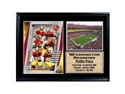 Encore Select 12x18 Photo Stat Frame - 2013 Washington Redskins 9SIV06W6A27926