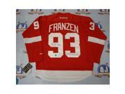 AJ Sports World FRAN106000 JOHAN FRANZEN Detroit Red Wings SIGNED Reebok Premier Hockey JERSEY 9SIV06W69Y1597