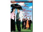 TWENTIETH CENTURY FOX HOME ENT 13367 FOUR WEDDINGS AND A FUNERAL DELUXE EDITION DVD MOVIE 9SIV06W6AC2464