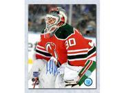 Martin Brodeur New Jersey Devils Autographed Yankee Stadium Series 8x10 Photo 9SIV06W6A39914