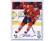 Patrick Kane Chicago Blackhawks Autographed Hockey Action 8x10 Photo 9SIV06W69Y1353