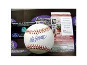 Autograph Warehouse 93574 Don Zimmer Autographed Baseball Jsa 9SIV06W6A20972
