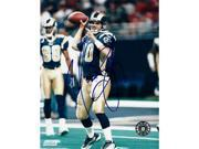 Real Deal Memorabilia MBulger8x10-2 Marc Bulger Signed - Autographed St. Louis Rams 8 x 10 in. Photo 9SIV06W6A35921