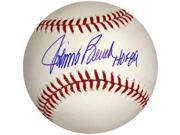 Athlon CTBL-013415 Johnny Bench Signed Rawlings Official Major League Baseball HOF 89 - Cincinnati Reds 9SIV06W6A81577
