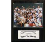 CandICollectables 1215SC94 NHL 12 x 15 in. New York Rangers 1994 Stanley Cup Champions Plaque 9SIV06W6A74118