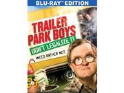 AlliedVaughn 818522013510 Trailer Park Boys - Dont Legalize It, Blu Ray 9SIV0W86KD1053