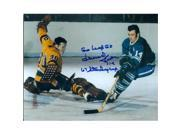 Autograph Warehouse 270911 Dave Keon Autographed 8 x 10 in. Photo - Toronto Maple Leafs Hockey Hall of Fame Image - No. SC5 Inscribed 67 Stanley Cup 9SIV06W69Z2739