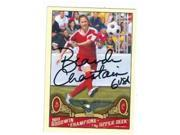 Brandi Chastain autographed Soccer Card (USA SOCCER) 2011 Upper Deck Goodwin Champions No.18 9SIV06W6A90069