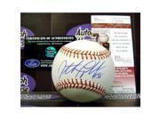 Jonathan Papelbon autographed Baseball (JSA) 9SIV06W6A37015