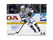 Steiner Sports DOUGPHS008015 Drew Doughty Signed Los Angeles Kings 2015 Stadium Series against the Sharks 8 x 10 Photo 9SIV06W69Z5801