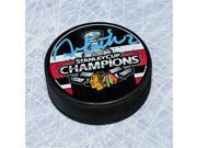 AJ SportsWorld KEID10105C Duncan Keith Chicago Blackhawks Autographed 2010 Stanley Cup Puck 9SIV06W6A59568