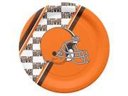 Cleveland Browns Disposable Paper Plates 9SIV06W69Z4632