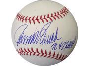 Athlon CTBL-a14963 Johnny Bench Signed Rawlings Official Major League Baseball 70 & 72 MVP - Cincinnati Reds 9SIV06W6A32896