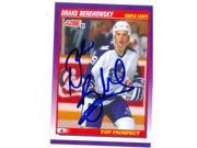 Autograph Warehouse 56737 Drake Berehowsky Autographed Hockey Card Toronto Maple Leafs 1991 Score No .385 9SIV06W69Y2696