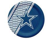 Dallas Cowboys Disposable Paper Plates 9SIV06W69Z4278