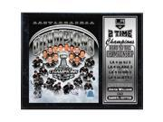 Encore Select 12x15 Stat Plaque - Los Angeles Kings Champions 9SIV06W6A27808
