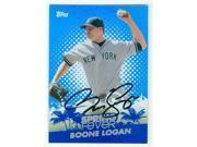 Autograph Warehouse 248217 Boone Logan Autographed Baseball Card - New York Yankees 2013 Topps - No. SF27 Spring Fever 9SIV06W69Z2410