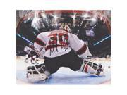 8 x 10 in. Martin Brodeur Autographed New Jersey Devils Photo 9SIV06W6A39000