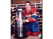 AJ Sports World RICH105022 HENRI RICHARD Montreal SIGNED 8x10 Photo Stanley Cup Photo 9SIV06W6AA6460