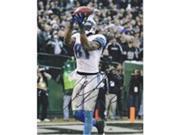 Real Deal Memorabilia CJohnson11x14-1 Calvin Johnson Autographed Detroit Lions 11 x 14 Photo 9SIV06W6A04231
