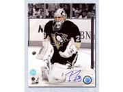 Marc-Andre Fleury Pittsburgh Penguins Autographed Spotlight Action 11x14 Photo 9SIV06W69Y1795