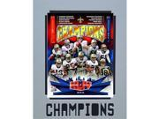 Encore Select 11x14 Champions Mat - New Orleans Saints 9SIV06W6A28018