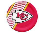 Kansas City Chiefs Disposable Paper Plates 9SIV06W69Z4498