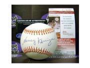 Autograph Warehouse 55243 Nancy Kerrigan Autographed Baseball Jsa 9SIV06W6A14342