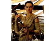 Real Deal Memorabilia DRidley8x10-1 8 x 10 in. Daisy Ridley Signed - Autographed Star Wars - The Force Awakens Episode 7 REY 9SIV06W6A35487