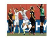 Athlon CTBL-017750 Christen Press Signed Photo First Goal Team USA vs Australia 2015 World Cup - Horizontal-Front View - Womens Soccer Team - 8 x 10 9SIV06W69Z9797