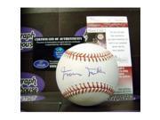Autograph Warehouse 55237 Marvin Miller Autographed Baseball Jsa 9SIV06W6A15242