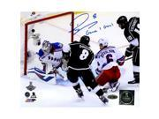 Steiner Sports DOUGPHS008014 Drew Doughty Signed Los Angeles Kings 2014 Stanley Cup Scoring Goal 8 x 10 Photo with Game 1 Goal Inscribed 9SIV06W69Z6015