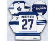 AJ SportsWorld MAHF10400A Frank Mahovlich Toronto Maple Leafs Signed 1967 Stanley Cup Retro Ccm Jersey 9SIV06W69Y1645
