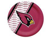 Arizona Cardinals Disposable Paper Plates 9SIV06W69Z4347