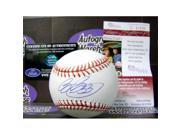 Autograph Warehouse 75916 Brian Bruney Autographed Baseball Jsa 9SIV06W69Y9155