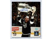 Jeff Carter Los Angeles Kings Autographed 2014 Stanley Cup 8x10 Photo 9SIV06W6A59559