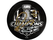 Steiner Sports DOUGPUS000002 Drew Doughty Signed Los Angeles Kings 2014 Stanley Cup Champions Puck 9SIV06W6A27405