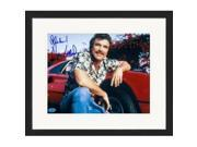 Autograph Warehouse 249157 Tom Selleck Autographed 8 x 10 in. Photo - Magnum PI Image - No. SC4 Matted & Framed 9SIV06W69Z3098