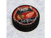 Patrick Kane Chicago Blackhawks Autographed 2009 Winter Classic Puck 9SIV06W6A39225