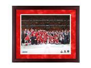 Steiner Sports BLACPHA016003 Chicago Blackhawks Stanley Cup Team Celebration 16 x 20 Frame Collage 9SIV06W6A27356