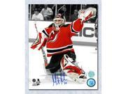 Martin Brodeur New Jersey Devils Autographed Goalie Spotlight 16x20 Photo 9SIV06W6A38773