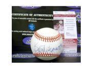 Autograph Warehouse 27947 Bart Giamatti Autographed National League Baseball Jsa Authenticated 9SIV06W6A18302