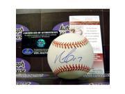 Nelson Cruz autographed Baseball (JSA) 9SIV06W6A37108