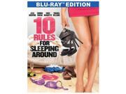 AlliedVaughn 818522013497 10 Rules For Sleeping Around, Blu Ray 9SIV06W6AF9165