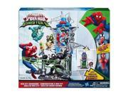 Hasbro HSBB7198 Spiderman Web City-Daily Bugle Battle, Pack of 3 9SIV06W6B59472