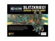Warlord Games BSTART06 Bolt Action - 1000 Pts Blitzkreig German Heer Starter Army 9SIV06W6AX3606