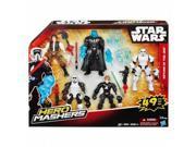 Hasbro HSBB3659 Star War Hero Mashers, Multi Pack of 4 9SIV06W6B59562