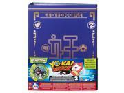 Hasbro HSBB7498 Yo-Kai Series 2 Medallium Collection, Black - Set of 6 9SIV06W6B57677